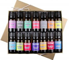 essential oil perfumes
