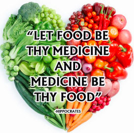 Let Thy Food Be Thy Medicine